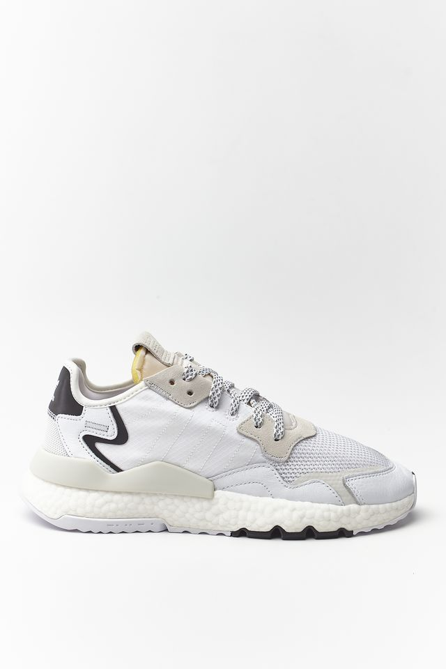 CLOUD WHITE/CLOUD WHITE/CRYSTAL WHITE NITE JOGGER 255