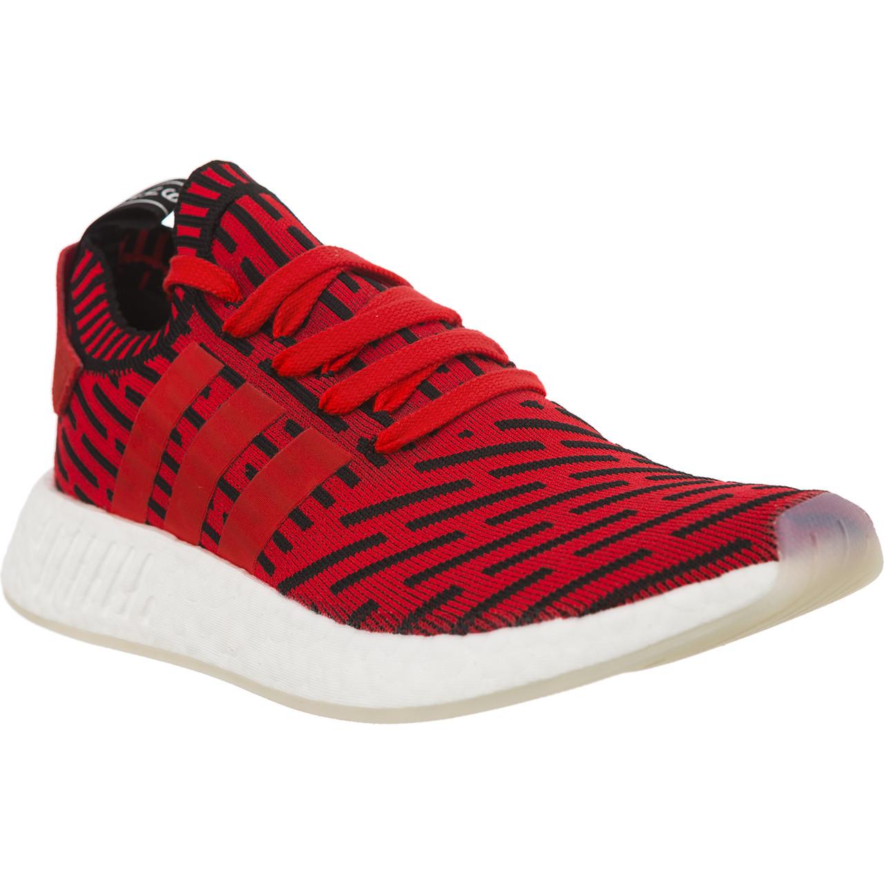 buty adidas nmd czerwone