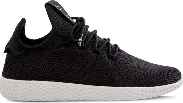 adidas PHARRELL WILLIAMS TENNIS HU 056 CORE BLACK/CORE BLACK/CHALK WHITE AQ1056