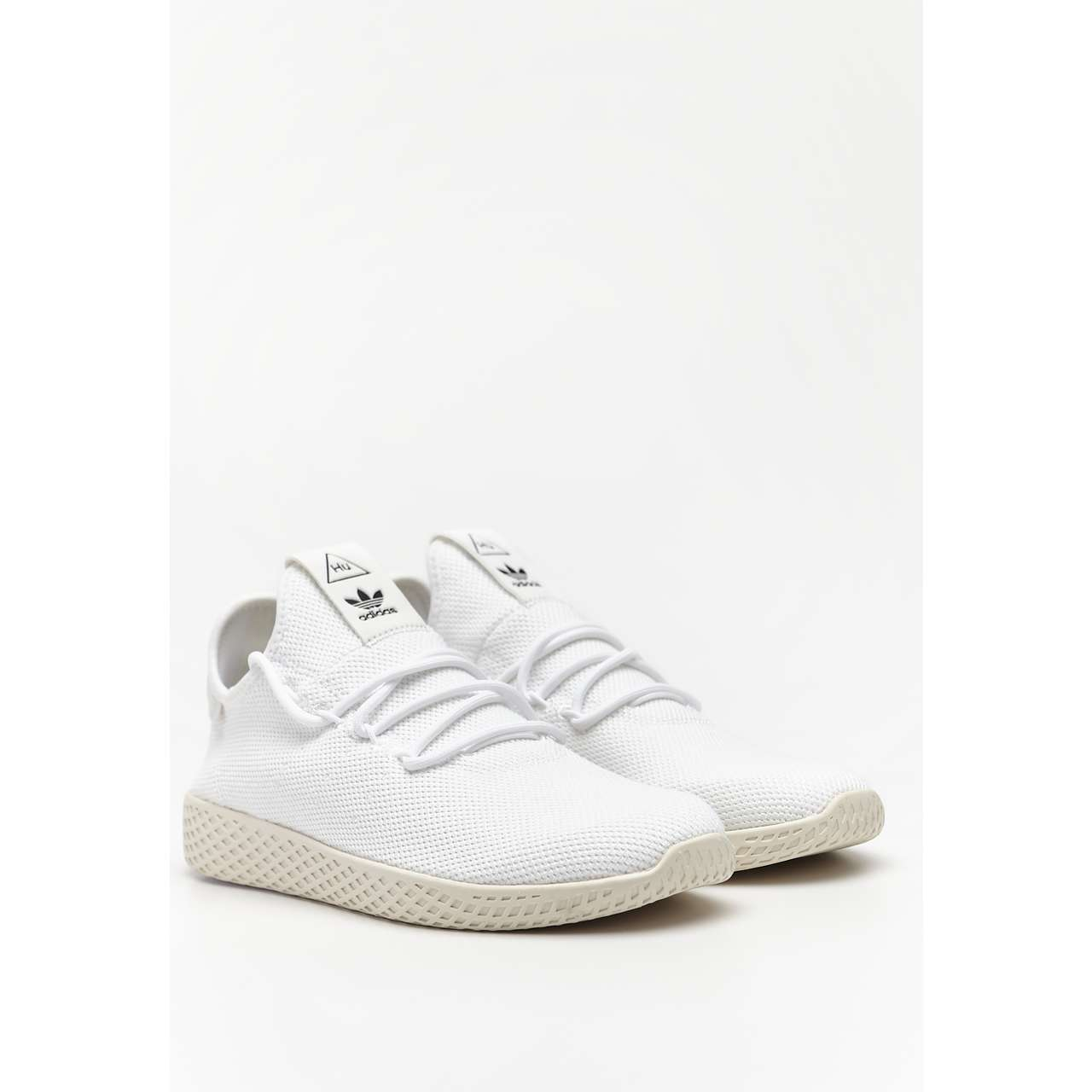 Buty adidas  <br/><small>PHARRELL WILLIAMS TENNIS HU 792 FOOTWEAR WHITE/FOOTWEAR WHITE/CHALK WHITE </small>  B41792