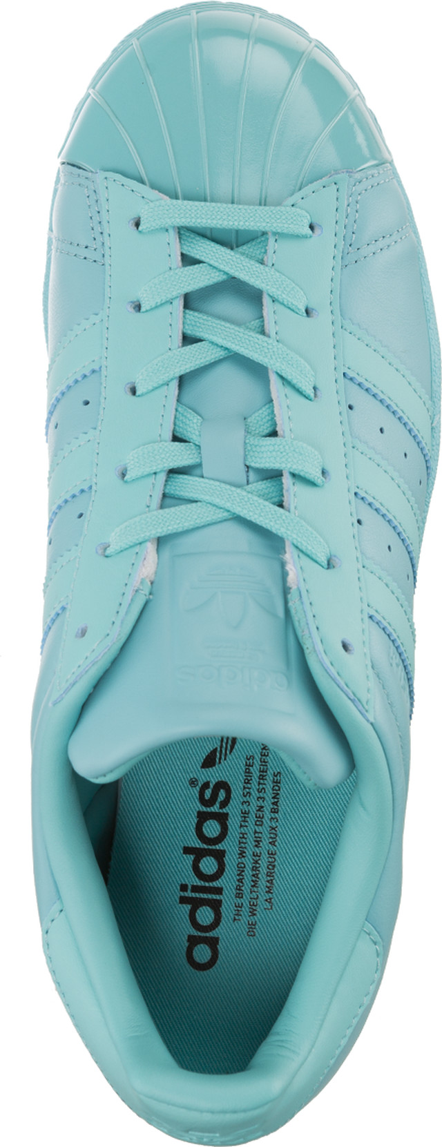 Buty adidas  <br/><small>Superstar Glossy Toe W 529 </small>  BB0529