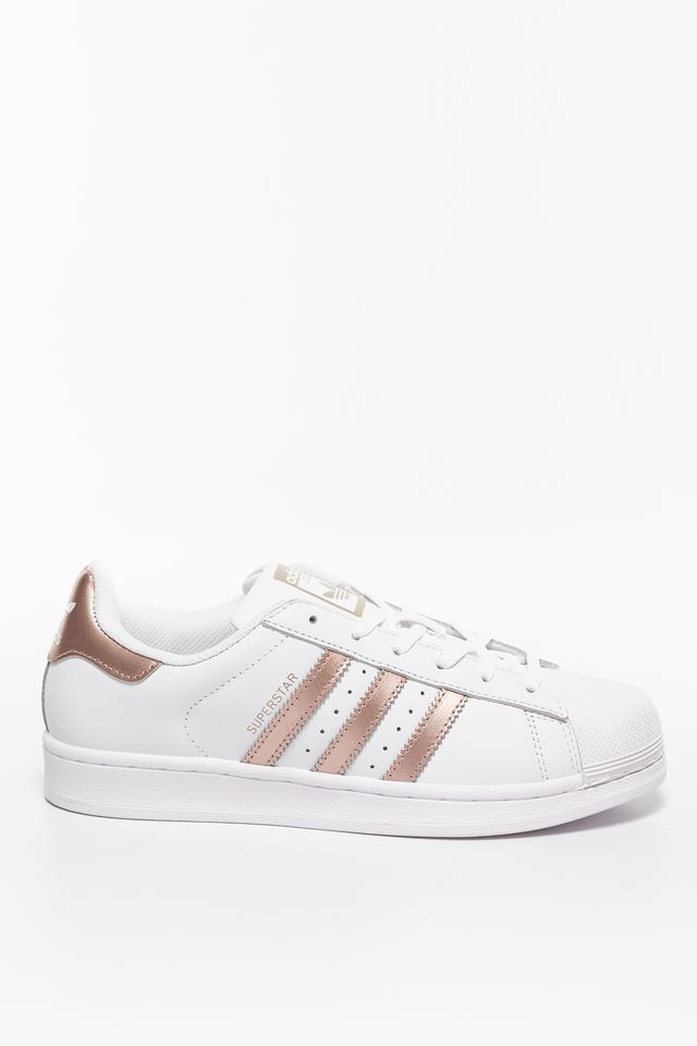 Footwear White/Supplier Colour SUPERSTAR W 169