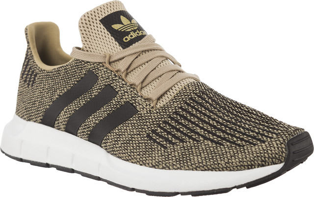 adidas SWIFT RUN Raw Gold/Core Black/Ftwr White CQ2117