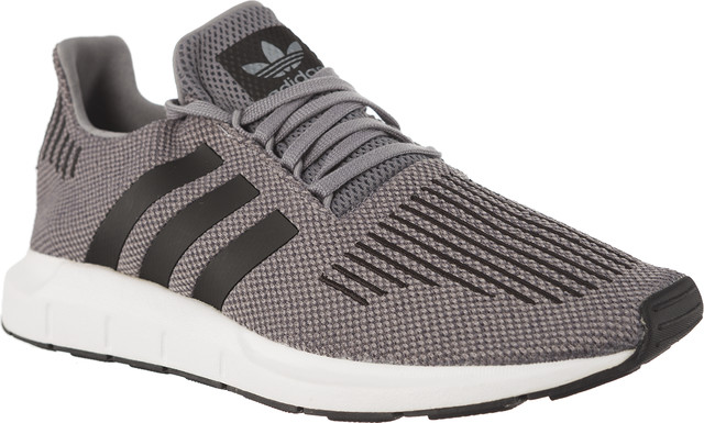 adidas SWIFT RUN 115 GREY THREE/CORE BLACK/MEDIUM GREY HEATHER CQ2115