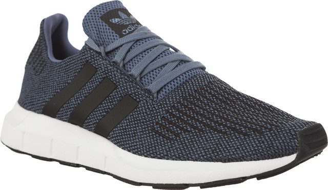 adidas SWIFT RUN 120 RAW STEEL/CORE BLACK/FOOTWEAR WHITE CQ2120