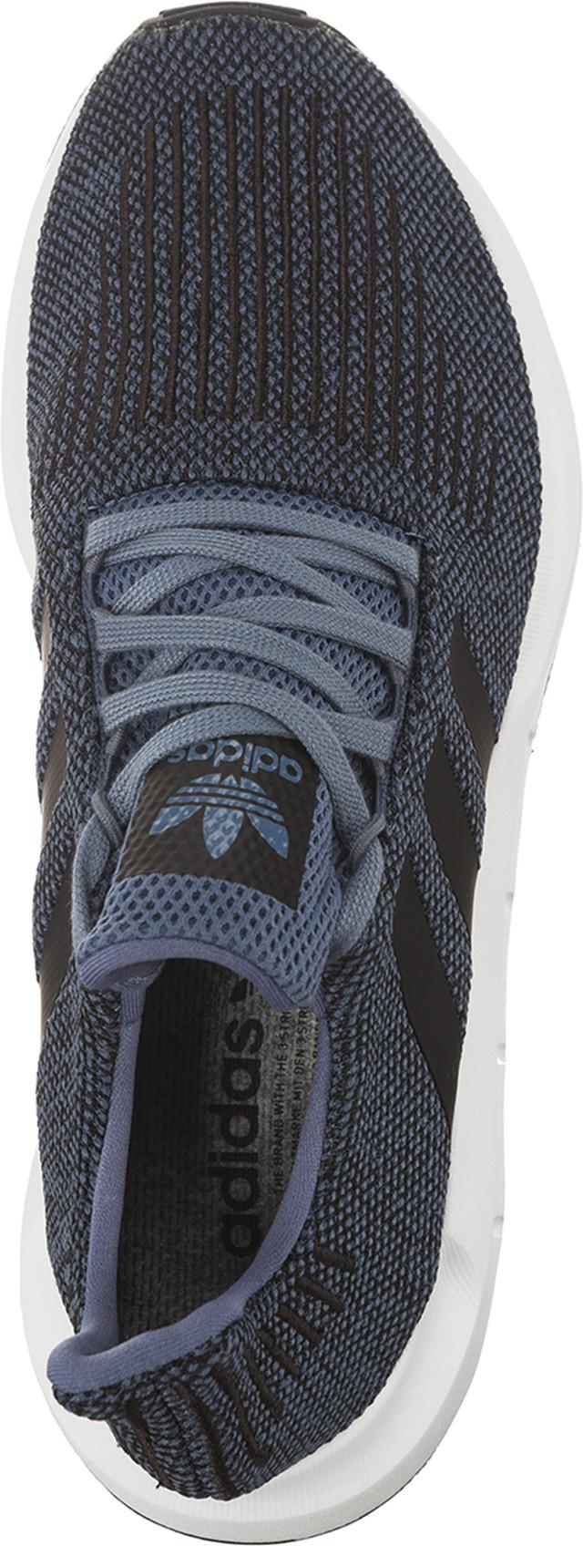 e166bc769 Buty adidas SWIFT RUN 120 RAW STEEL CORE BLACK FOOTWEAR WHITE ...