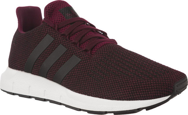 adidas SWIFT RUN J 600 Maroon/Core Black/Ftwr White CQ2600
