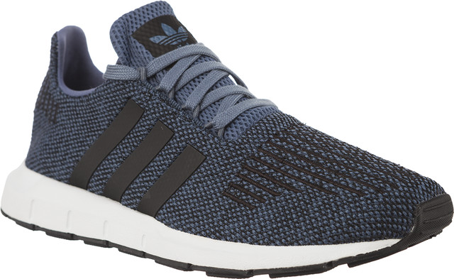 adidas SWIFT RUN J 604 Raw Steel/Black/Black CQ2604