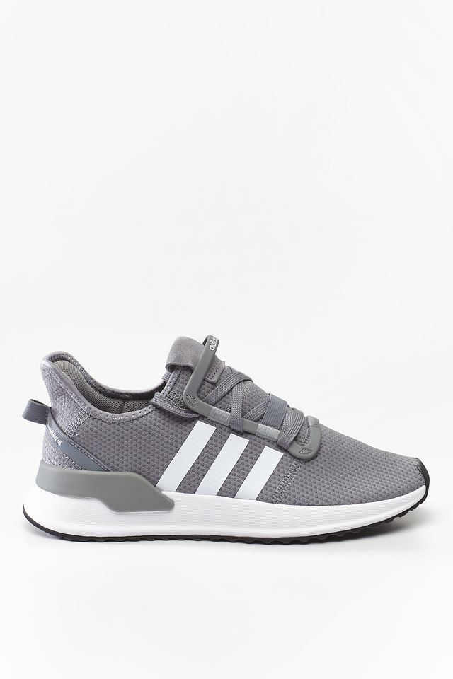 adidas U_PATH RUN J 111 GREY/FOOTWEAR WHITE/CORE BLACK G28111