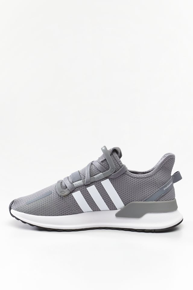 Buty adidas  <br/><small>U_PATH RUN J 111 GREY/FOOTWEAR WHITE/CORE BLACK </small>  G28111