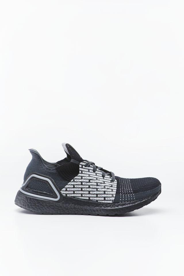adidas ULTRABOOST 19 NEIGHBORHOOD 312 CORE BLACK/CORE BLACK/CLOUD WHITE FU7312