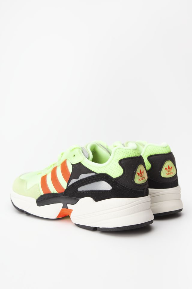 Buty adidas  <br/><small>YUNG-96 HI-RES YELLOW/SOLAR RED/OFF WHITE </small>  EE7246