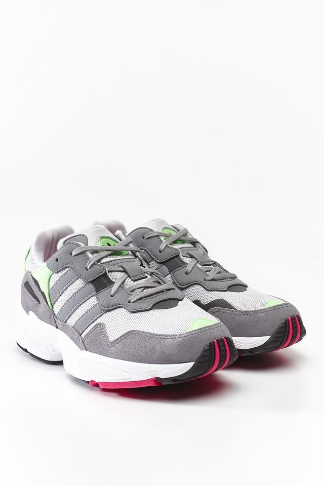 Buty adidas  <br/><small>YUNG-96 J 802 GREY TWO/GREY THREE/SHOCK PINK </small>  DB2802