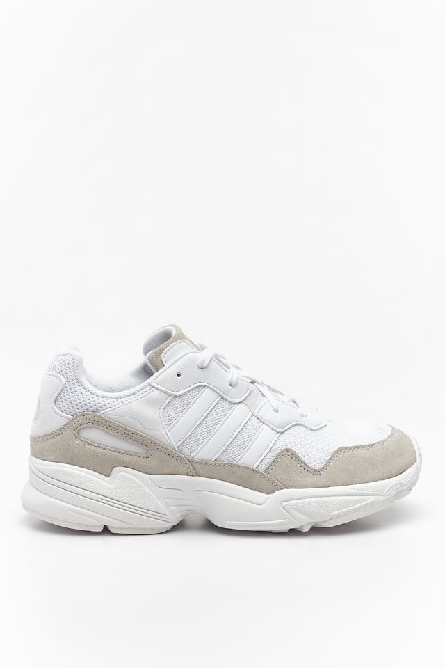 adidas YUNG-96 J FOOTWEAR WHITE/FOOTWEAR WHITE/GREY TWO G54788
