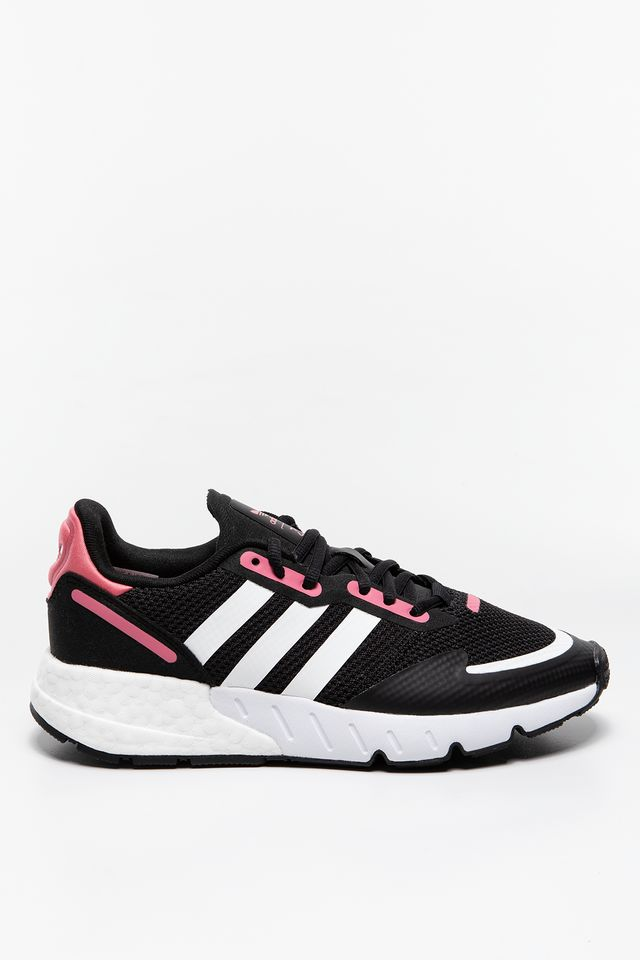 BLACK DAMSKIE SNEAKERY ZX 1K BOOST W FX6872