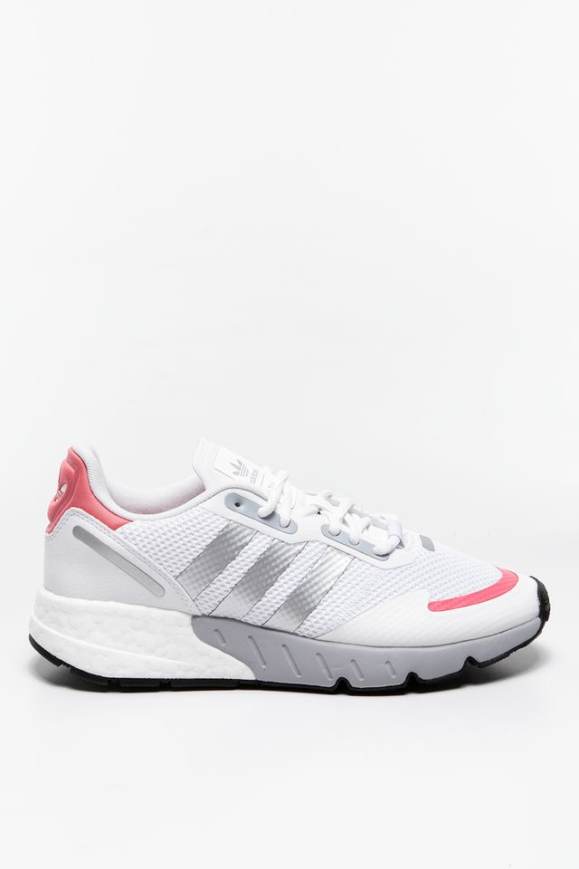 WHITE DAMSKIE SNEAKERY ZX 1K BOOST W FY5654