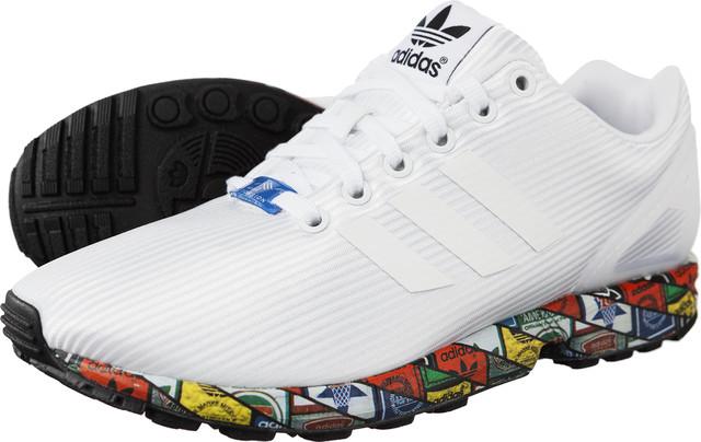 szerokie odmiany szybka dostawa sprzedaż Buty adidas Zx Flux 390 - eastend.pl