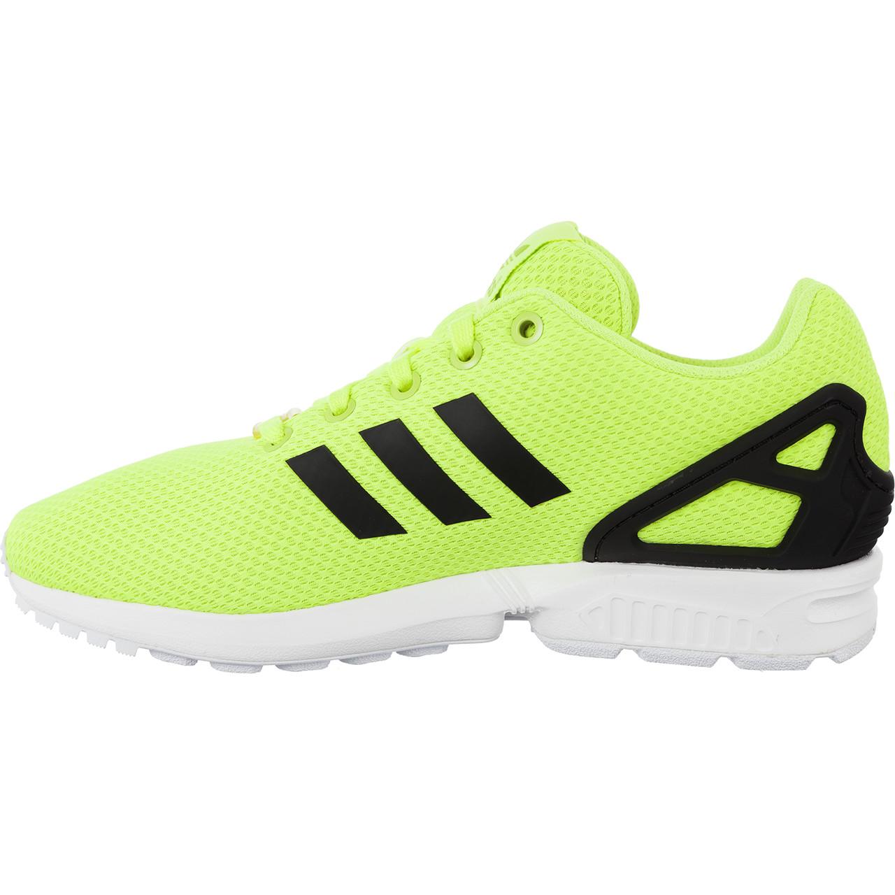 neonowe buty adidas