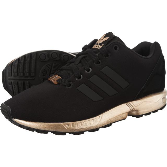 adidas zx damskie czarno zlote