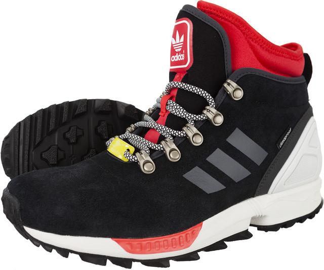 wykwintny design produkty wysokiej jakości nowe obrazy Outdoor adidas Zx Flux Winter 931 - eastend.pl