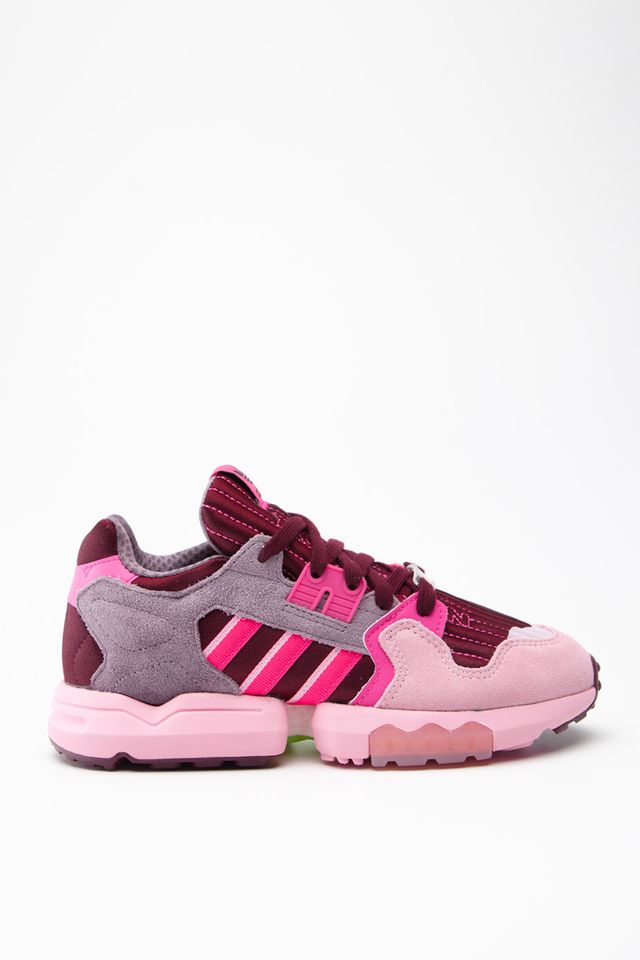 MAROON/SHOCK PINK/TRUE PINK ZX TORSION W 372
