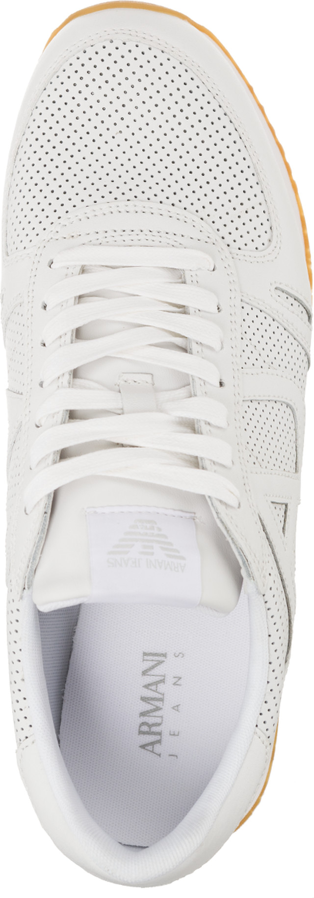 Buty Armani Jeans  <br/><small>Leather Sneaker 7P423-00010 </small>