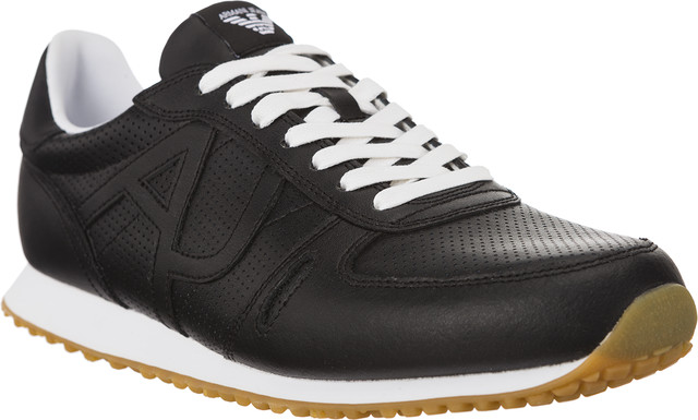 Armani Jeans Leather Sneaker 7P423-00020