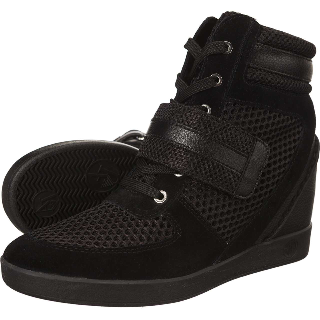 Buty Armani Jeans  <br/><small>Leather Sneaker 7P561-00020 </small>