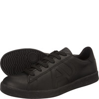 Buty Armani Jeans Leather Sneaker CC500-00020