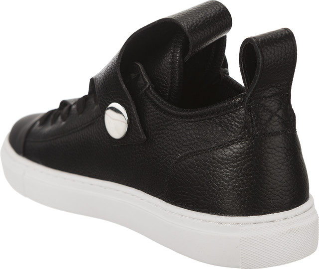 Buty Armani Jeans  <br/><small>Woman Leather Sneaker 9252537A663-0020 </small>