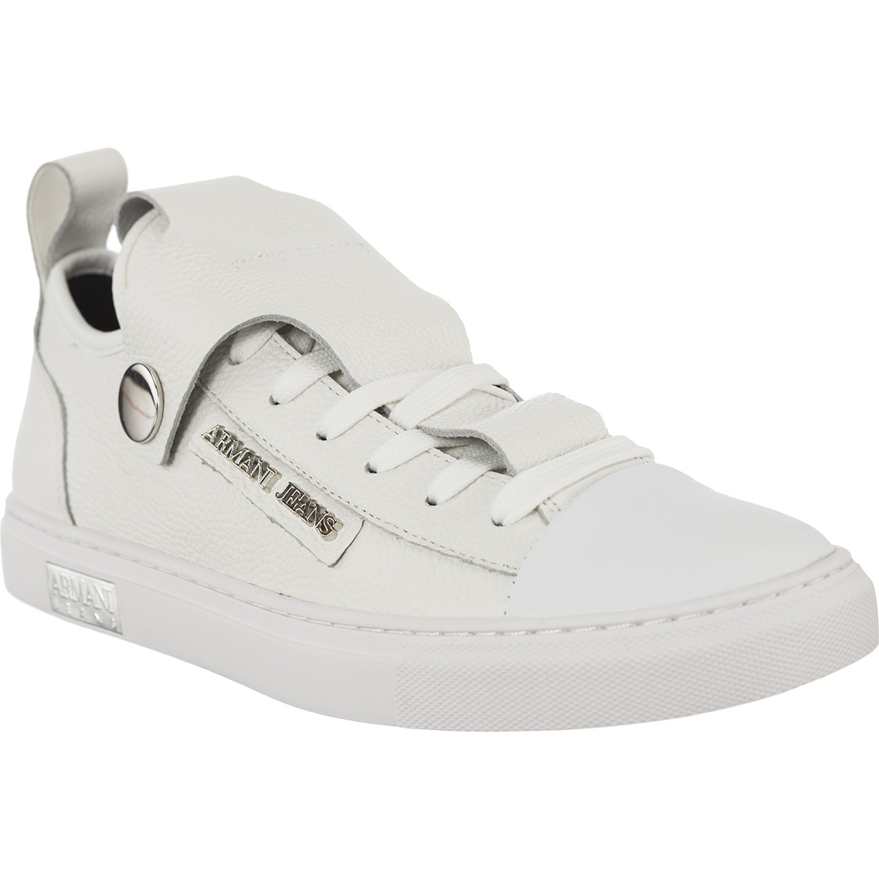 Buty Armani Jeans  <br/><small>Woman Leather Sneaker 9252537A663-41610 </small>