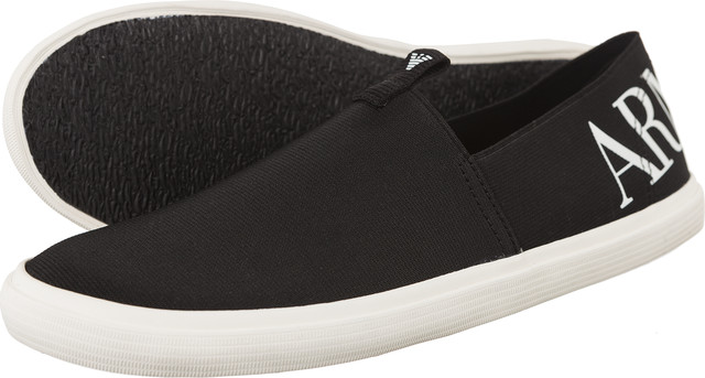 Buty Armani Jeans  <br/><small>Woven Sneaker 7P422-00020 </small>
