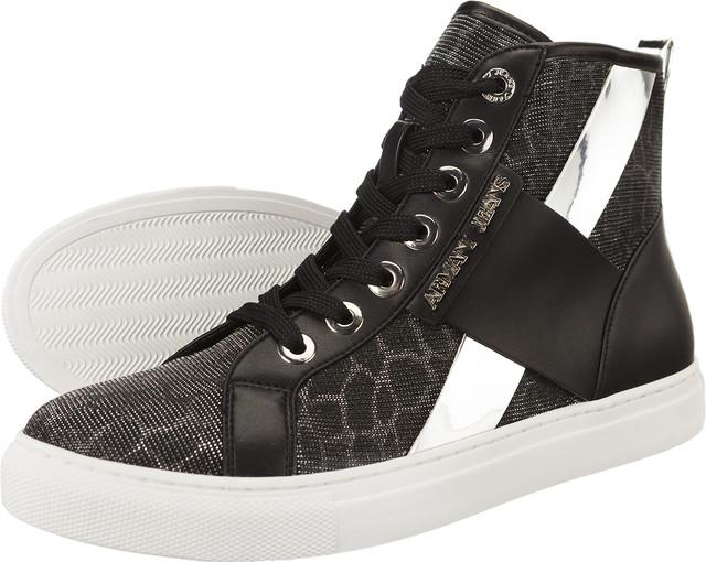 Armani Jeans Woven Sneaker 7P566-00020
