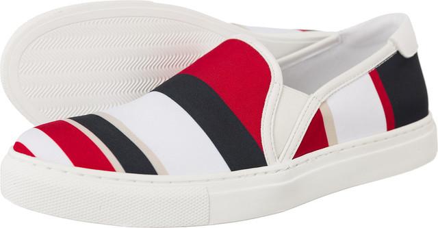 Armani Jeans Woven Sneaker 7P582-08873