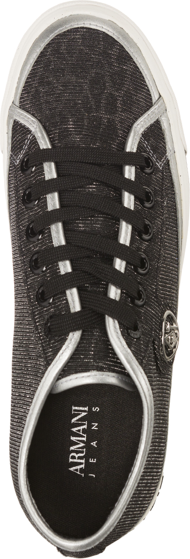 Buty Armani Jeans  <br/><small>Woven Sneaker 7P615-00017 </small>