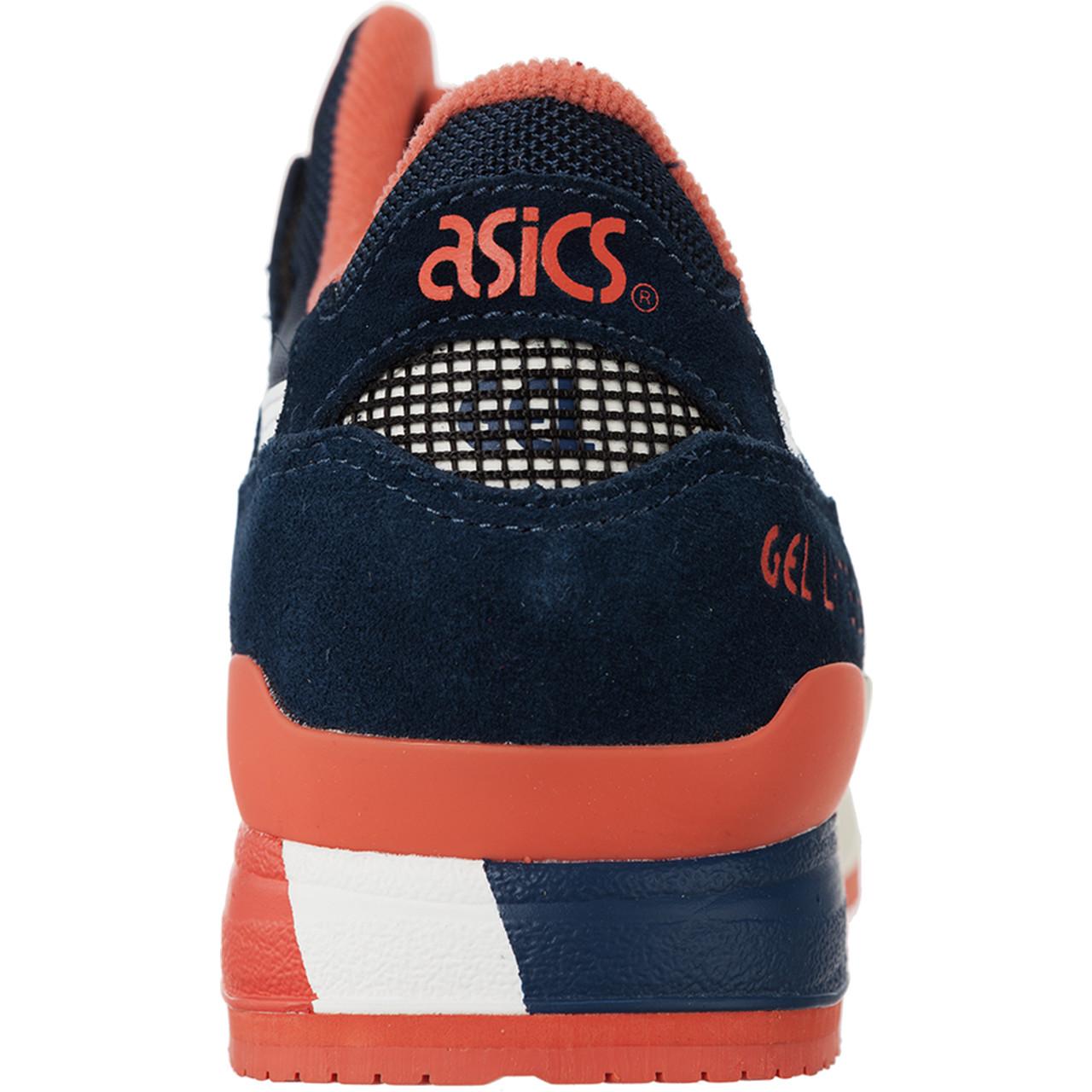 asics gel lyte 3 pomarańczowe