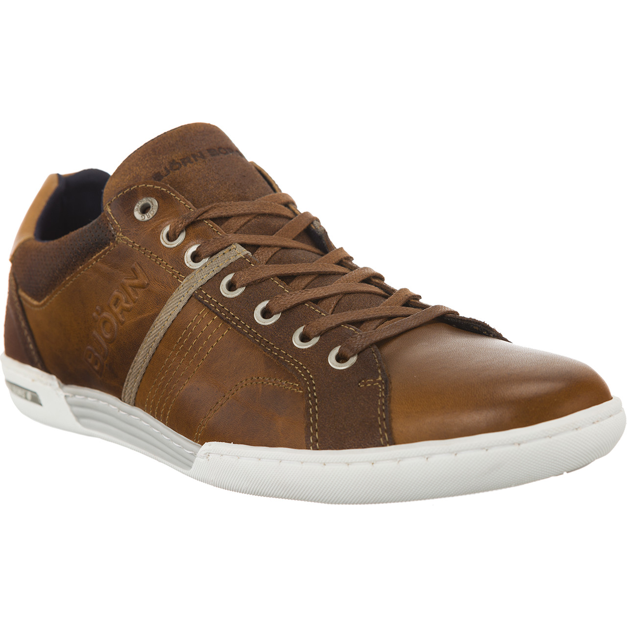 Buty Bjorn Borg  <br/><small>ROSCOE 2102 TAN-LIGHT GREY </small>  1 642 048 538