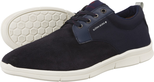 Bjorn Borg X200 LOW SUE M 7300 NAVY 1 642 315 509