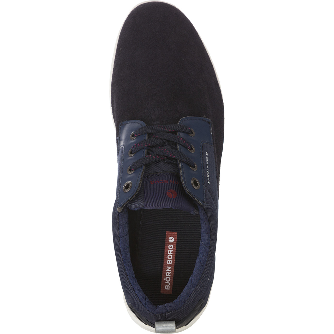 Buty Bjorn Borg  <br/><small>X200 LOW SUE M 7300 NAVY </small>  1 642 315 509