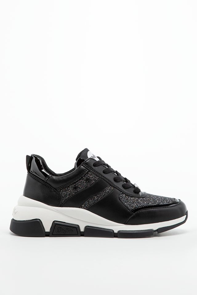 BLACK SNEAKERSY 1630441-blk