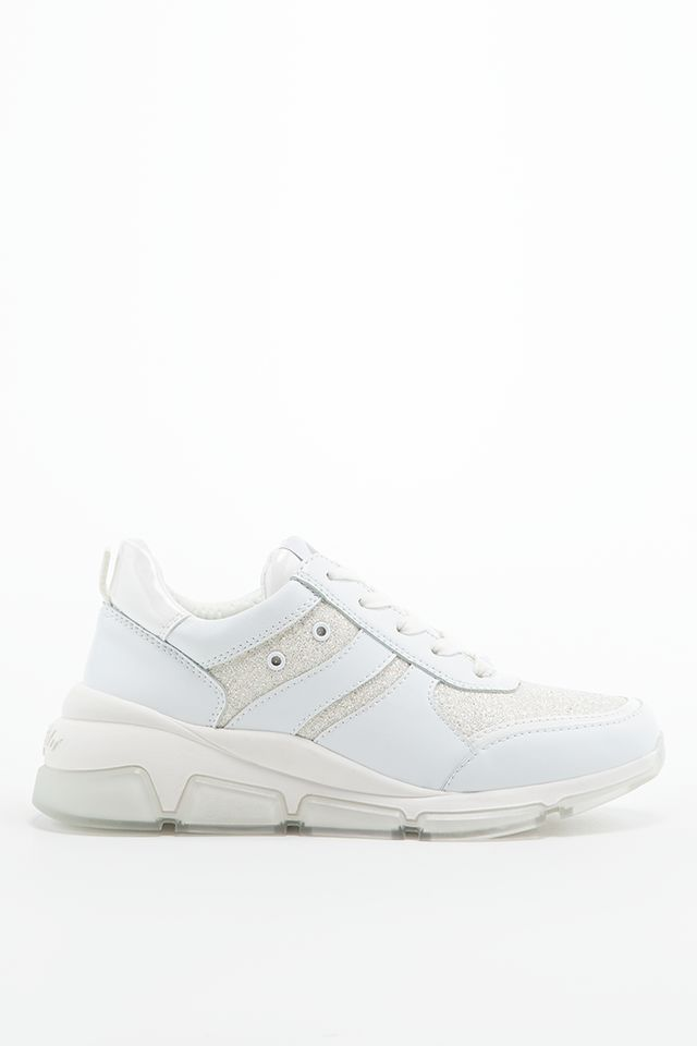 WHITE SNEAKERSY 1630443-wht