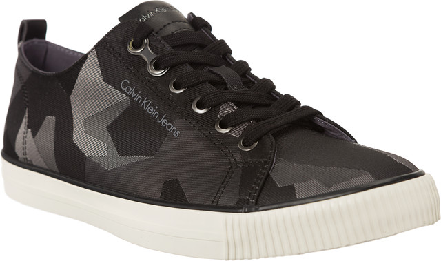 Buty Calvin Klein Jeans  <br/><small>Arnie Camouflage Jacquard DGY </small>  S0375GDY