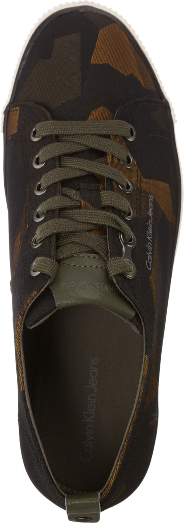 Buty Calvin Klein Jeans  <br/><small>Arnie Camouflage Jacquard MYO </small>  S0375MYO