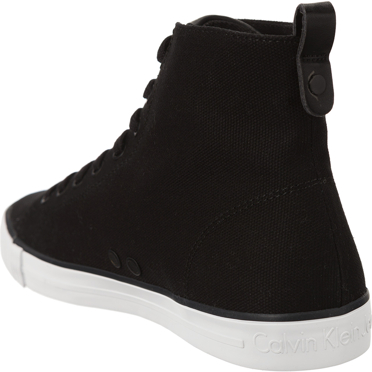 Buty Calvin Klein Jeans  <br/><small>Arthur Canvas BLK </small>  S0367BLK