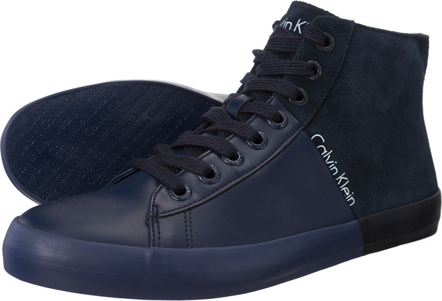 Buty Calvin Klein Jeans  <br/><small>Buck Matte Smooth MNN </small>  SE8463MNN
