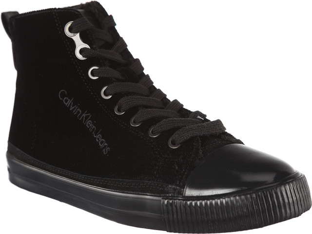 Calvin Klein Jeans Debby Velvet BLK R0534BLK