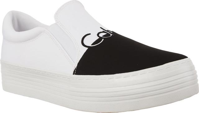 Calvin Klein Jeans Zinah Nylon R0645 White/Black