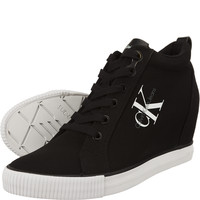 Ritzy Canvas BLK