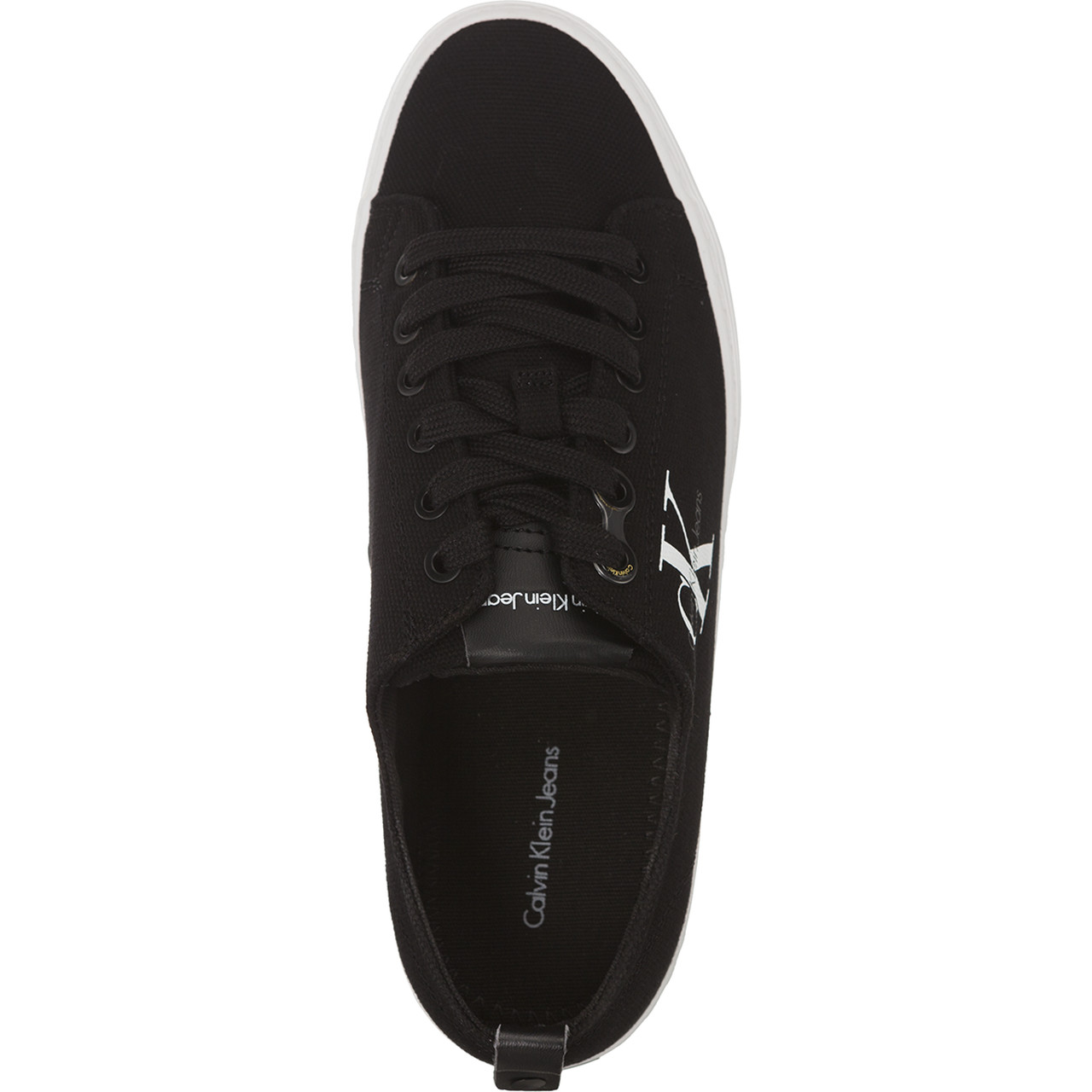 Buty Calvin Klein Jeans  <br/><small>Zolah Canvas BLK </small>  R0673BLK