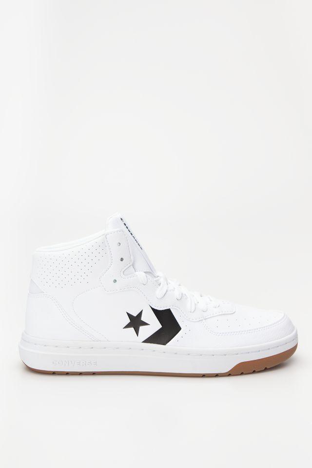 Converse RIVAL MID 890 WHITE/BLACK/WHITE 164890C